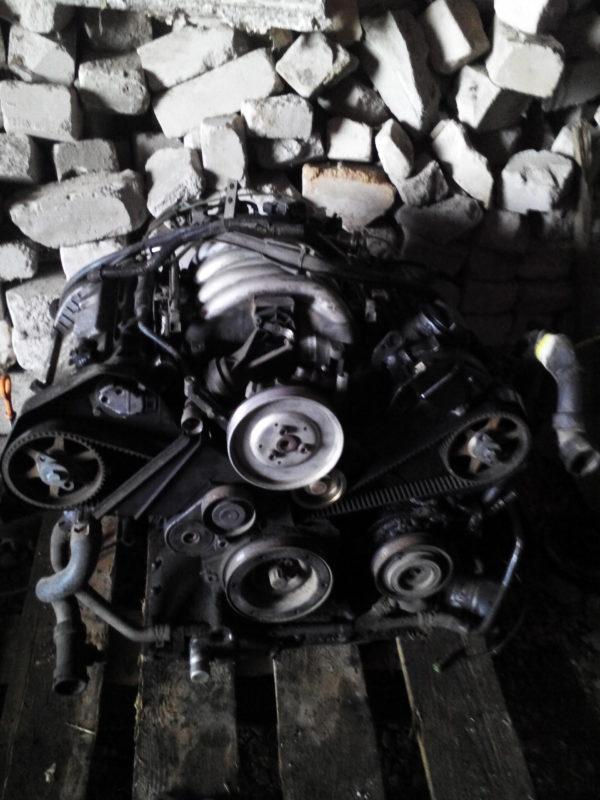 Двигатель Audi A6 C5 2,8