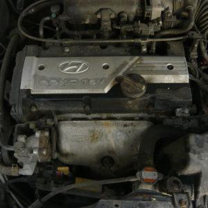 Двигатель Hyundai Accent 1,5 16v