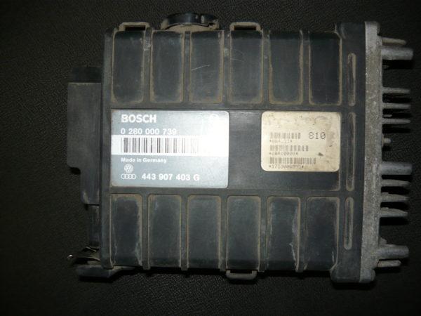 BOSCH 0280000739 - Блок управления