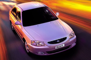 Hyundai Accent на запчасти. Авто на разборку