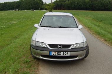 Opel Vectra B на запчасти. Авто на разборку