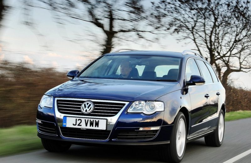 Volkswagen Passat на запчасти. Авто на разборку