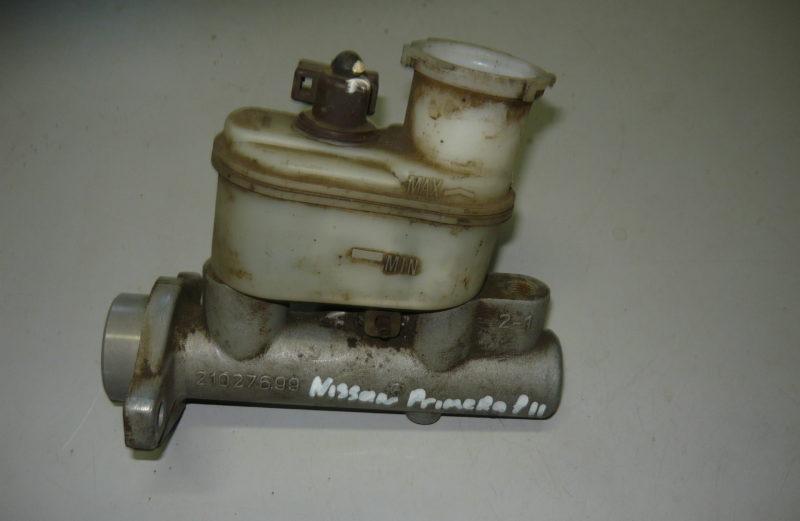 Цилиндр тормозной главный Primera P11